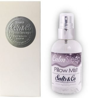 Calm Pillow Spray by Salts & Co