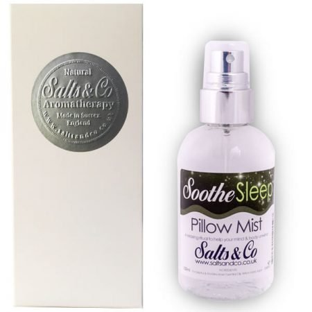 Soothe Pillow Spray by Salts & Co