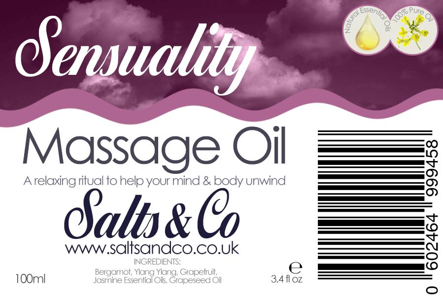 Essential Bath Oil