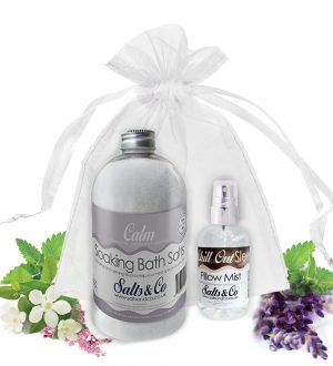 Salts & Co Gift set Calm & Chill