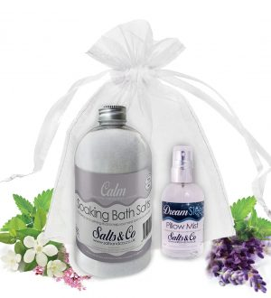 Salts & Co Gift set Calm & Dream