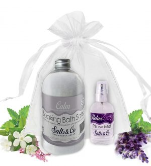Salts & Co Gift set Calm & Relax