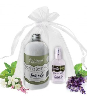 Salts & Co Gift set Spiritual & Soothe