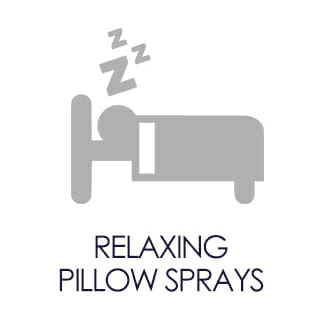 Relaxing Pillow Sprays