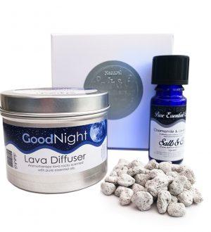 Aromatherapy Lava Diffuser essential oils